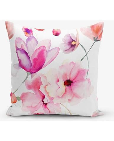 Obliečka na vankúš s prímesou bavlny Minimalist Cushion Covers Lilys, 45×45 cm