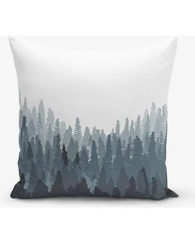 Obliečka na vankúš s prímesou bavlny Minimalist Cushion Covers Orman, 45×45 cm