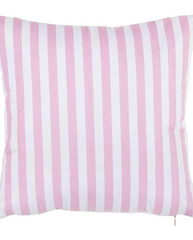 Ružová bavlnená obliečka na vankúš Mike&Co.NEWYORK Tureno, 35 x 35 cm