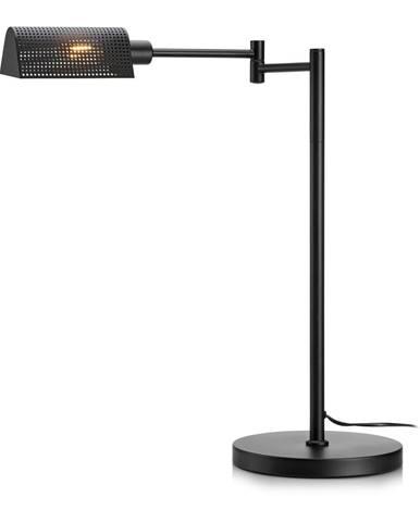 Čierna stolová lampa Markslöjd Yale Table Black