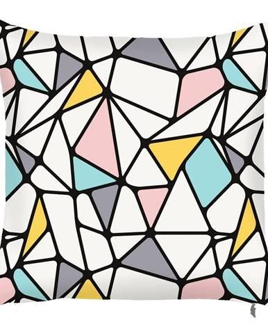 Obliečka na vankúš Mike&Co.NEWYORK Eliana, 43 × 43 cm