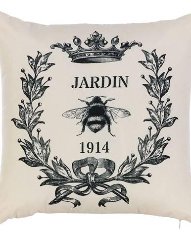 Obliečka na vankúš Mike&Co.NEWYORK Jardin, 43 × 43 cm