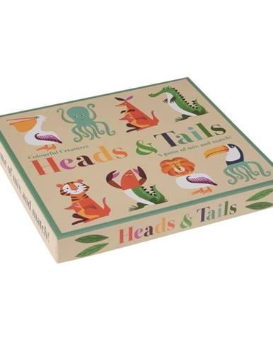 Obrázkové hracie kartičky so zvieratkami Rex London Colourful Creatures