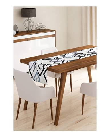 Behúň na stôl z mikrovlákna Minimalist Cushion Covers Timoty, 45×145 cm