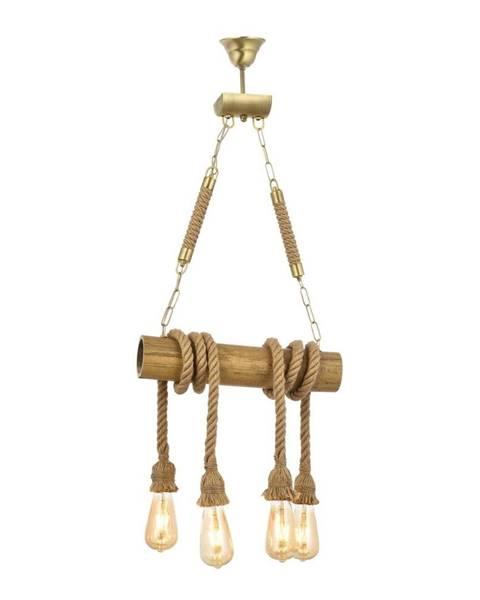 Beacon Závesné svietidlo z hrabového dreva Bambu