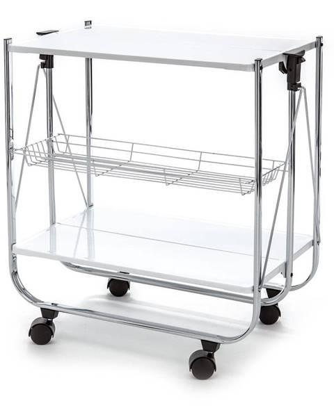 Tomasucci Skladací kovový servírovací stolík Tomasucci Kit