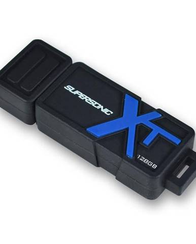 USB flash disk Patriot Supersonic Boost 128GB čierny
