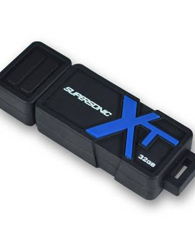 USB flash disk Patriot Supersonic Boost 32GB čierny