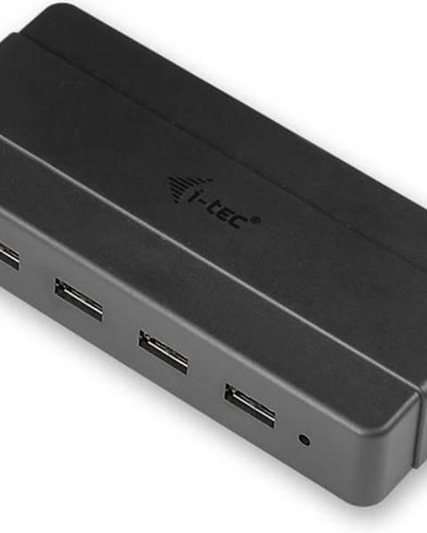 i-tec USB Hub i-tec USB 3.0 / 4x USB 3.0 čierny