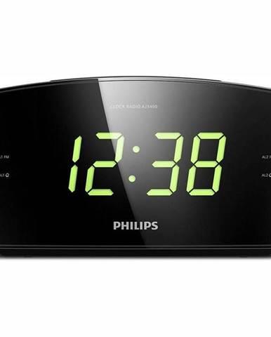Rádiobudík Philips AJ3400 čierny