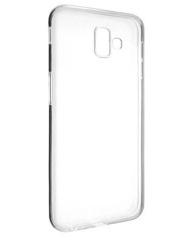 Kryt na mobil Fixed na Samsung J6+ priehľadný