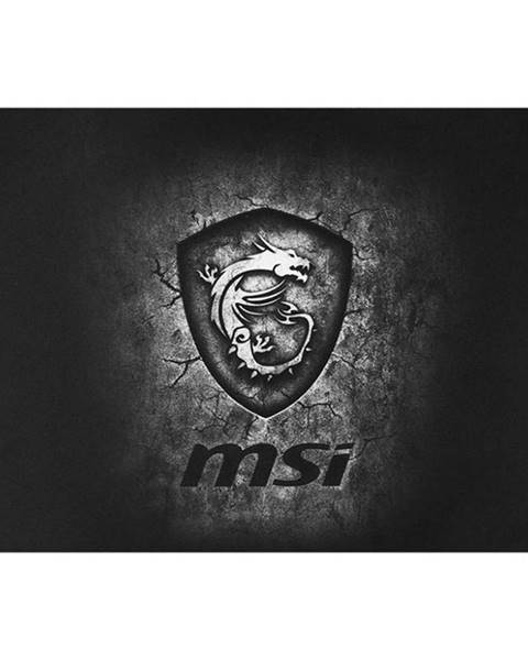 MSI Podložka pod myš  MSI Agility GD20 32 x 22 cm čierna
