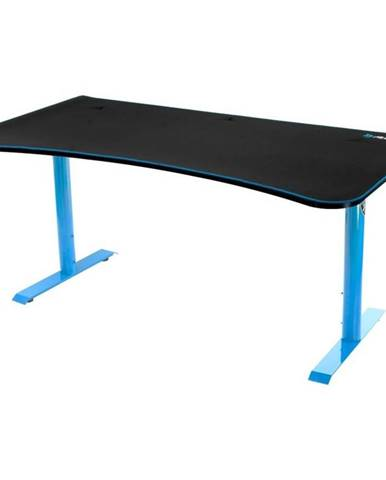 Herný stôl Arozzi Arena 160 x 82 cm čierny/modrý