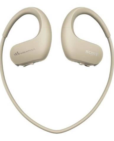 MP3 prehrávač Sony NW-WS413C siv