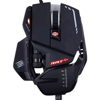 Myš  MadCatz R.A.T. 6+ čierna