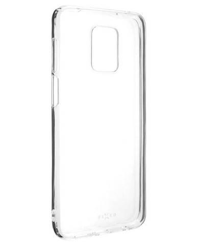 Kryt na mobil Fixed Skin na Xiaomi Redmi Note 9 Pro priehľadný