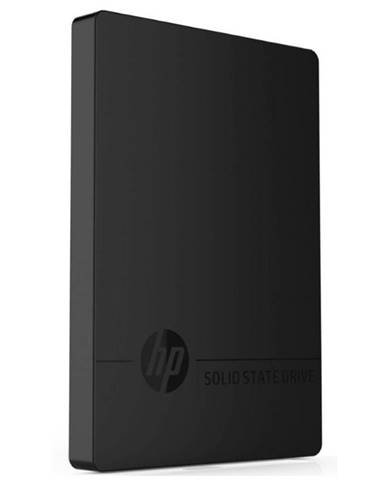 SSD externý HP Portable P600 500GB čierny