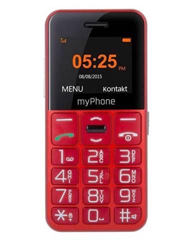 Mobilný telefón myPhone Halo Easy červený