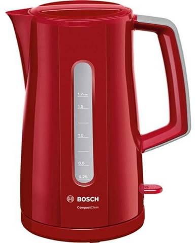 Rýchlovarná kanvica Bosch Twk3a014 červen