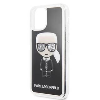 Kryt na mobil Karl Lagerfeld Iconic na Apple iPhone 11 Pro Max