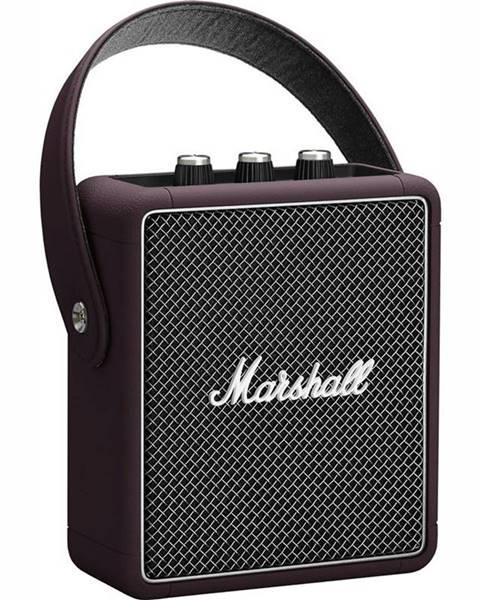 Marshall Prenosný reproduktor Marshall Stockwell II červen