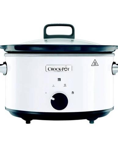 Pomalý hrniec CrockPot Csc030x  sivý/biely