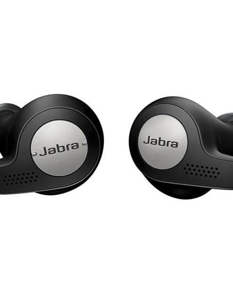 Jabra Slúchadlá Jabra Elite 65t Active čierna/strieborná