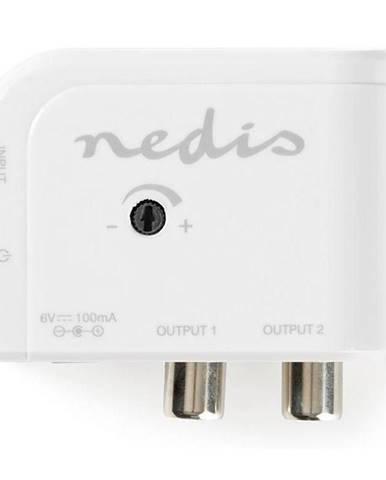 Zosilňovač Nedis Catv, Max. zesílení 15 dB, 50–790 MHz, 2 Výstupy,