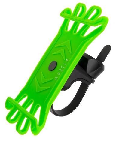Držiak na mobil Fixed Bikee univerzální držák na kolo - limetkový