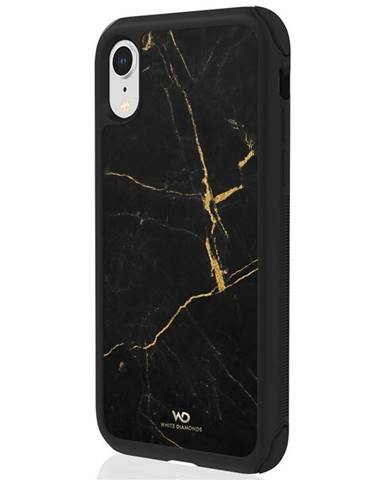 Kryt na mobil White Diamonds Marble Case na Apple iPhone 7/8 zlatý