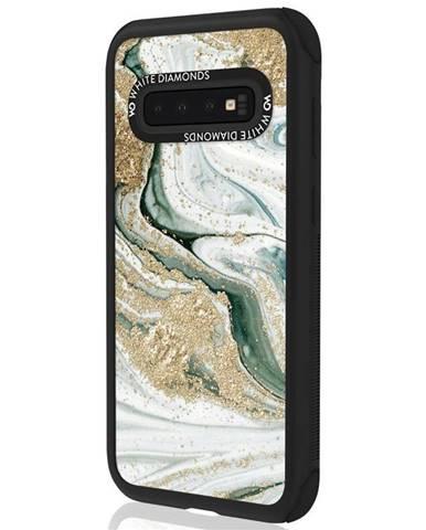 Kryt na mobil White Diamonds Tough Marble Case na Samsung Galaxy