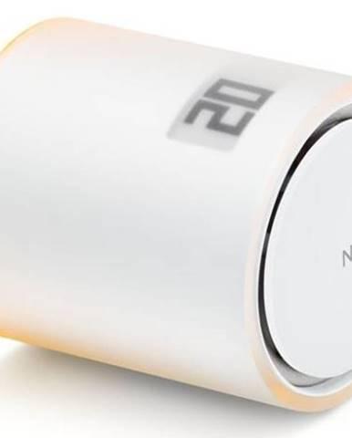 Bezdrátová termohlavica Netatmo Valves 1 ks biela