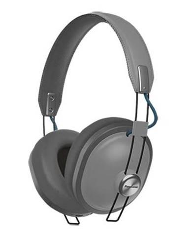 Slúchadlá Panasonic RP-Htx80be-H sivá