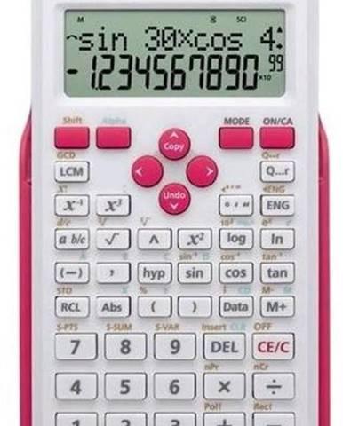 Kalkulačka Canon F-715SG biela/ružová