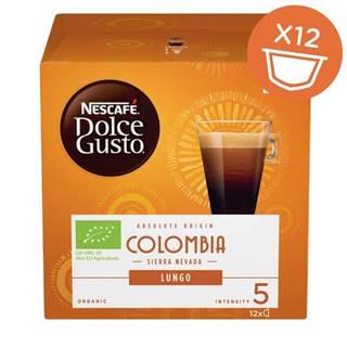 NescafÉ Dolce Gusto® Colombia Sierra Nevada Lungo kávové kapsule 12