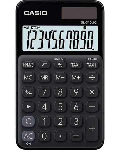 Casio Kalkulačka Casio SL 310 UC BK čierna