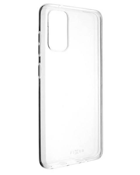 FIXED Kryt na mobil Fixed Skin na Samsung Galaxy S20 priehľadný
