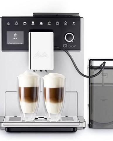 Espresso Melitta CI Touch Stříbrné strieborn