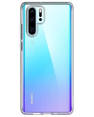 Kryt na mobil Spigen Ultra Hybrid na Huawei P30 Pro priehľadný