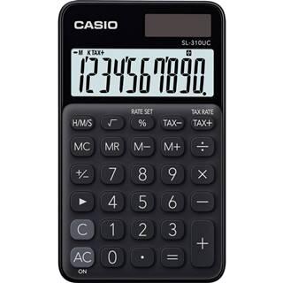 Kalkulačka Casio SL 310 UC BK čierna