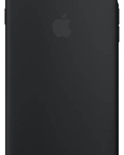 Apple Kryt na mobil Apple Silicone Case na iPhone 8 Plus / 7 Plus čierny