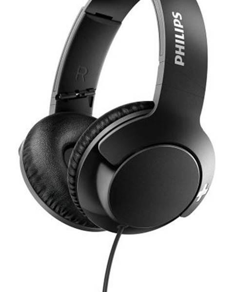 Philips Slúchadlá Philips Shl3175bk čierna