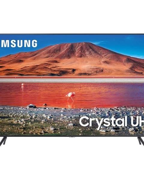 Samsung Televízor Samsung Ue50tu7172 strieborn