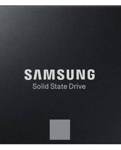 SSD Samsung EVO 860 500GB čierny