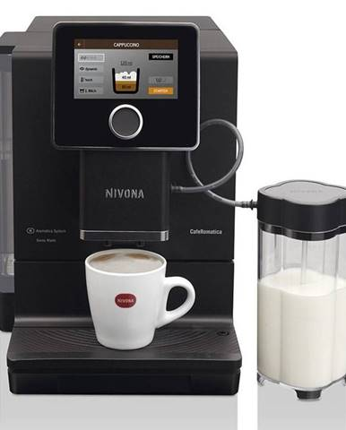Espresso Nivona CafeRomatica 960 čierne