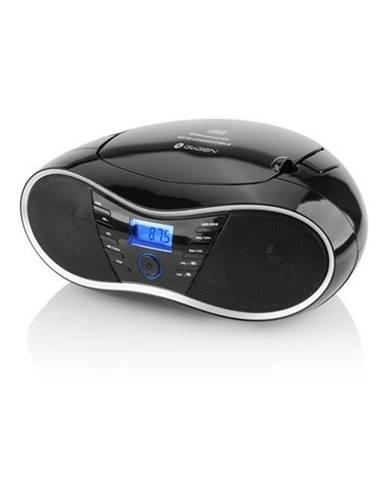 Rádioprijímač s CD Gogen Cdm388subts čierny