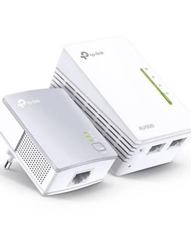 Sieťový rozvod LAN po 230V TP-Link TL-WPA4220 KIT biely