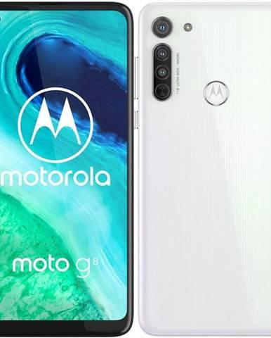 Mobilný telefón Motorola Moto G8 biely