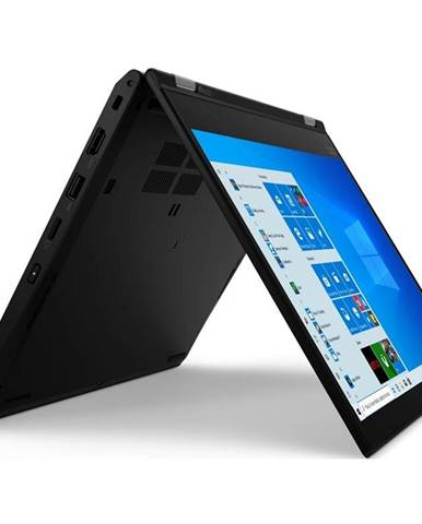 Notebook Lenovo ThinkPad L13 Yoga čierny i3-10110U, 8GB, 256GB, 13