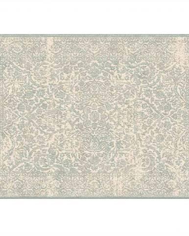 Koberec krémová/sivý vzor 200x300 ARAGORN